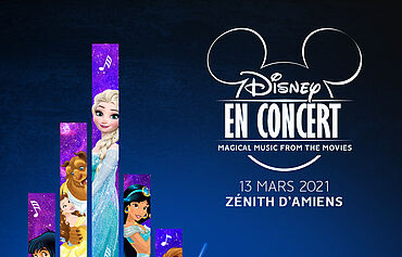 DISNEY EN CONCERT - Magical Music from Movies