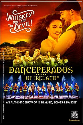 DANCEPERADOS OF IRELAND - WHISKEY YOU ARE THE DEVIL