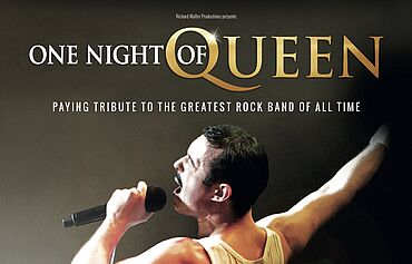 ONE NIGHT OF QUEEN - En tournée