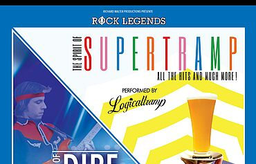 LOGICALTRAMP - The spirit of Supertramp