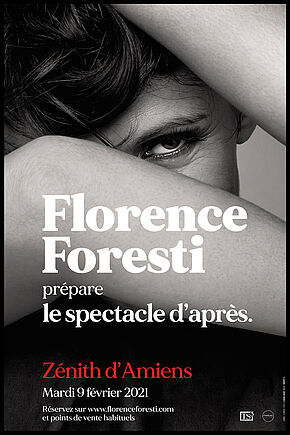 FLORENCE FORESTI - LE SPECTACLE D'APRES